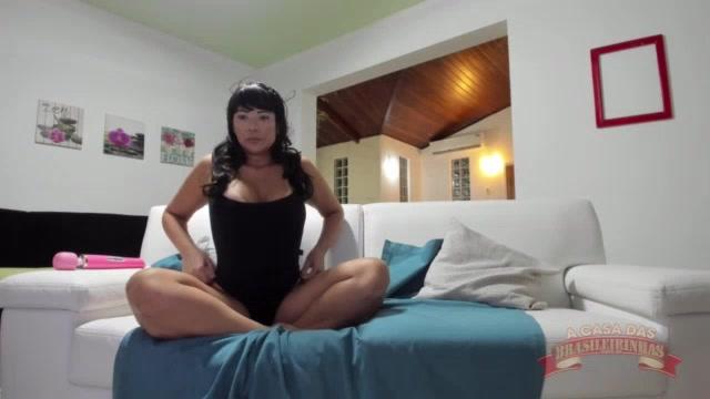 Chat de sexo ao vivo com a atriz Anne Midori