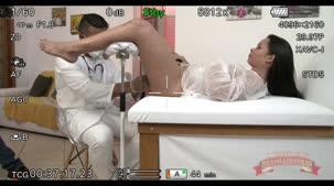 Oriental Vip dando a buceta para o ginecologista comer