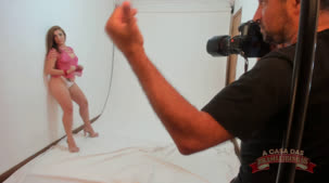 Tais Daeva ensaio pornô da gostosa nua no reality