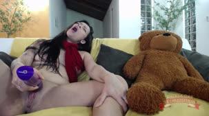 Atriz porno Oriental Vip em mais uma putaria do chat de sexo