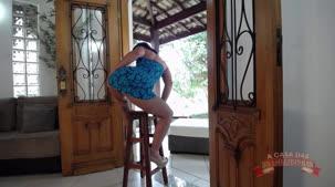 Carolina Carioca nua no segundo ensaio sensual da Brasileirinhas