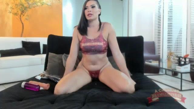 Marcella Branquinha no chat de sexo ao vivo