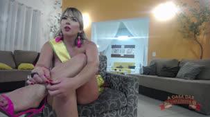 Emanuelly Weber pornô da gostosa no chat da casa