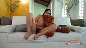 Carolina Carioca atriz porno conversando nua no chat de sexo