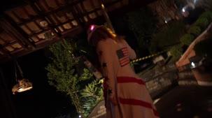 Emanuelly Weber pornô da gata nua no pole dance