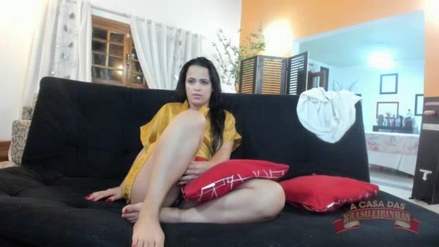 Chat de sexo com a rabuda Carolina Carioca