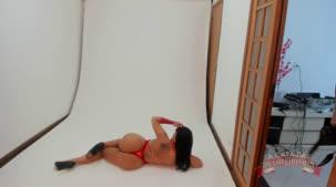 Angel Lima nua, a gostosa fez muitas fotos sensuais