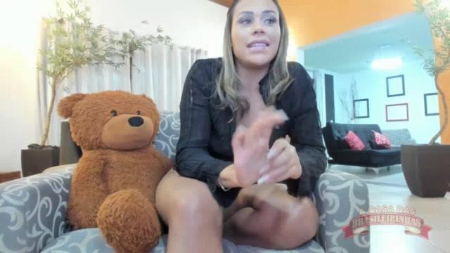 Sacanagem ao vivo no chat de sexo com Marsha Love
