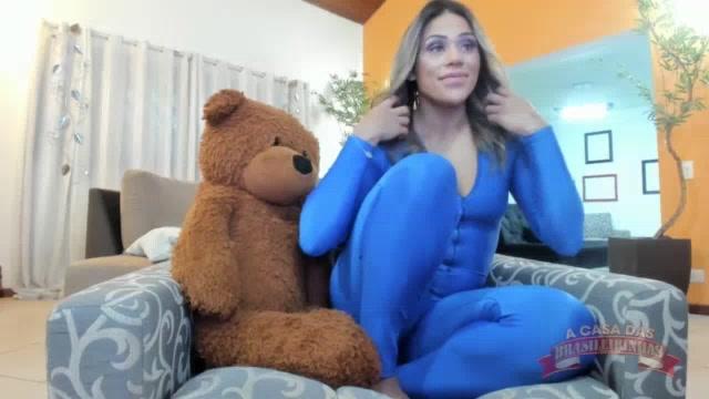 Chat de sexo com a tesuda da Marsha aprontando