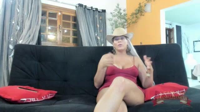 Chat de sexo online com a pornstar Katharine Madrid