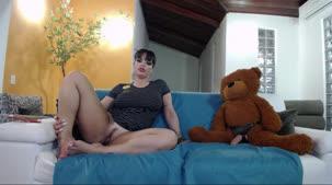 Angel Lima mostrando a bucetinha no chat de sexo