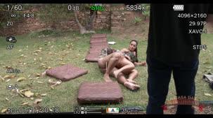 Suellen Victória fodendo com o Ferraz na cena do filme pornô
