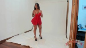 Bibi Griffo nua no ensaio sensual do reality show pornô