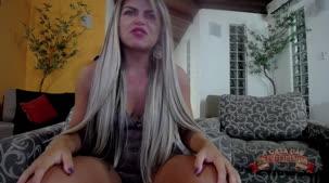 Nicole Araújo na Casa das Brasileirinhas, rabuda no chat de sexo