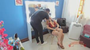 Cibele Pacheco atriz pornô nos bastidores do reality