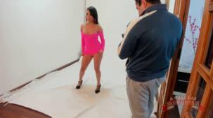 Barbara Alves nua no ensaio sensual, fotos da gata pelada