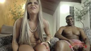 Nicole Araújo fudendo com Falcon em Chat de Sexo ao vivo