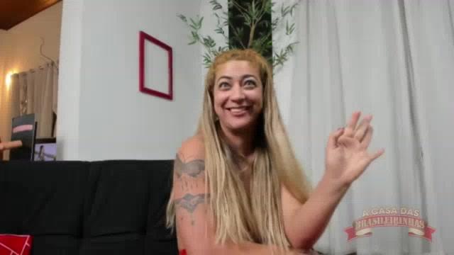Aula de sexo anal com a Sindy Sil