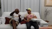 Kid Bengala conversa com o premiado ator porno Pitt Garcia