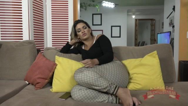 Live no instagram com a Luna Oliveira