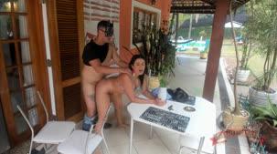 Cibele Pacheco fazendo sexo com assinante da Brasileirinhas