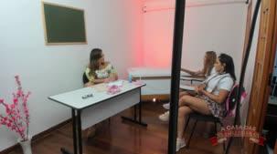 Geyse Arruda entrevista Melissa Marques e Cibele Pacheco