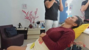 Maquiagem da atriz gostosa Wanessa Boyer