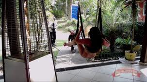 Mimi Boliviana nua, ensaio sensual na casa das Brasileirinhas