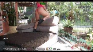Melissa Pitanga anal da gostosa na Casa das Brasileirinhas