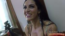 Gravação de Cena com Elisa Sanches atividade realizada no dia 28/09/2016 as 16:00:00