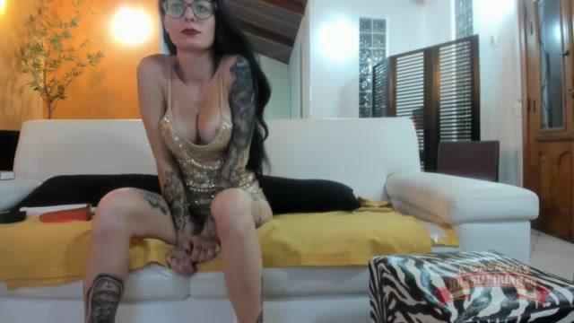 Chat de sexo ao vivo da deliciosa Cris Bathory