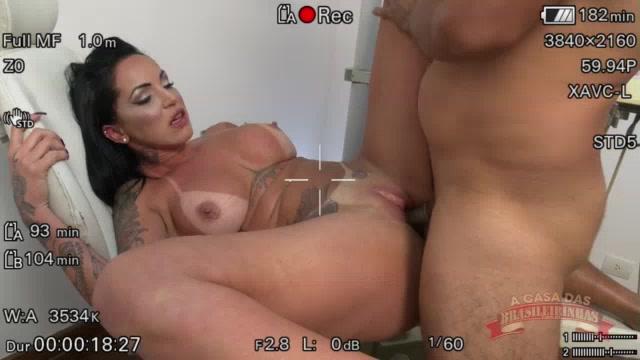 Elisa Sanches deu o cu para o paciente