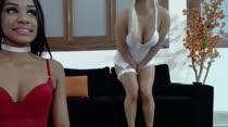 Primeiro chat de sexo de Mia e Indyara