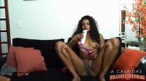 Chat erótico com Deborah Blu |Morena Gostosa| Casa das Brasileirinhas
