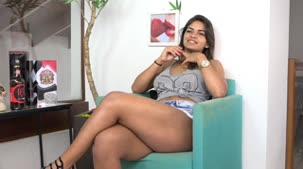 Luna Oliveira contou o que achou de participar da Casa das Brasileirinhas