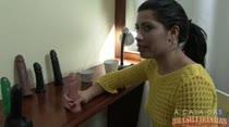 Ninfeta Safada |Mary e sua aula de sexo oral| A Casa das Brasileirinhas