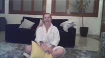 Milena Santos ao vivo no chat de sexo mandando ver na putaria