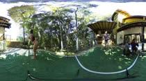 Jogo das Pepekas em 360º na Casa das Brasileirinhas