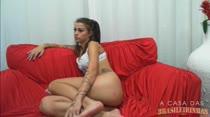 Atriz Pornô Karolyne | Chat com Internautas | A Casa das Brasileirinhas