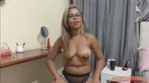 Anny Bombom em mais um Chat safadinho da Casa Das Brasileirinhas!