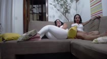 Chat de sexo com Elisa Sanches e Barbara Alves