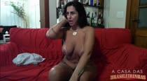 Bate papo pornô com a coroa gostosa Julia Almeida