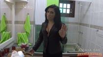 Gravação de Cena |Mary Luthay & Nova Modelo| A Casa das Brasileirinhas