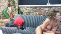 Loira, safada e gostosa! Agatha Rangel no chat de sexo ao vivo