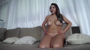 Monique Albuquerque nua em chat de sexo