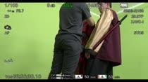 Na hora da gravação, Marcellinha mostrou que adora fazer sexo anal com bem dotado!