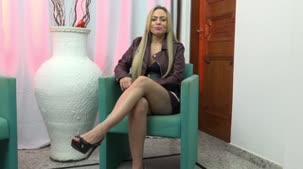 Ines Ventura contou o que achou da Casa das Brasileirinhas