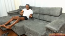 Kid Bengala bate papo com o ator pornô Tony Tigrão!