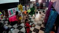 O melhor baile de Carnaval do Brasil começou