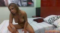 Agatha Rangel vira conselheira sexual no chat pornô da casa!